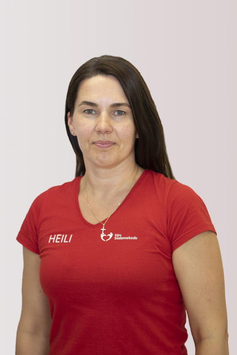 Heili Burmeister